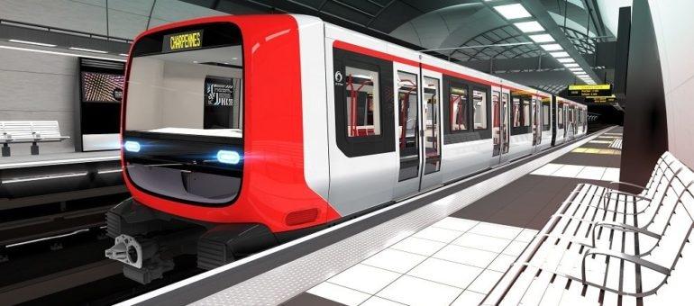 Hausse de fréquentation du métro : de nouvelles rames pour 430 millions d'euros