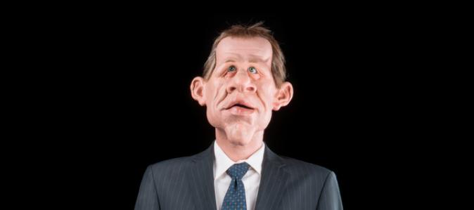 Au Musée Gadagne : la marionnette, c'est de l'art contemporain