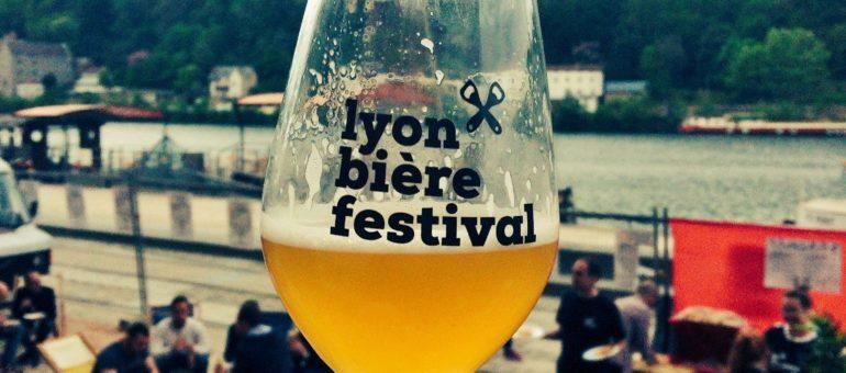 Prenez vos billets pour le Lyon Bière Festival 2018
