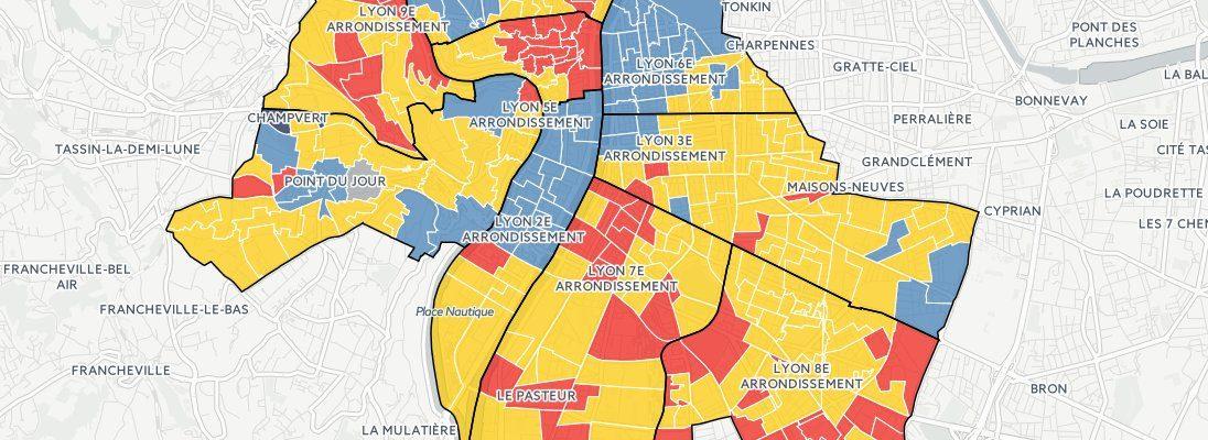 capture vote bureaux vote lyon rue89lyon. Black Bedroom Furniture Sets. Home Design Ideas