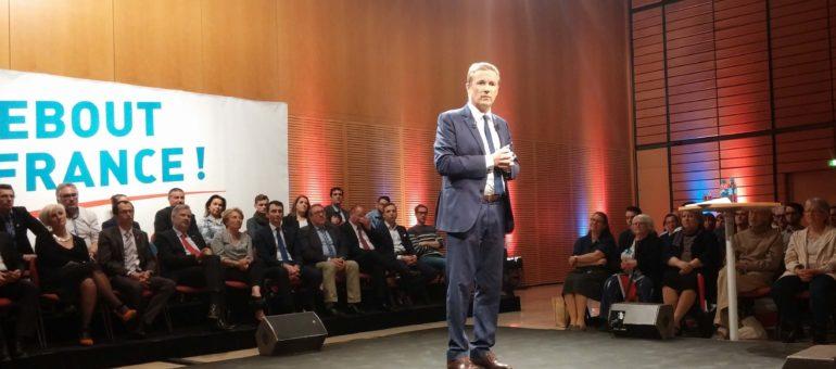 Présidentielle 2017 : Maxime, anti-européen, votera Nicolas Dupont-Aignan