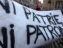 «Ni patrie, ni patron, ni Le Pen, ni Macron» : rassemblement puis manif sauvage à Lyon