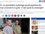 La première auberge participative de France a ouvert à Lyon : quel est le concept ?
