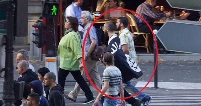 Fact-checking : peut-on se balader avec un drapeau de l'État Islamique en France ?