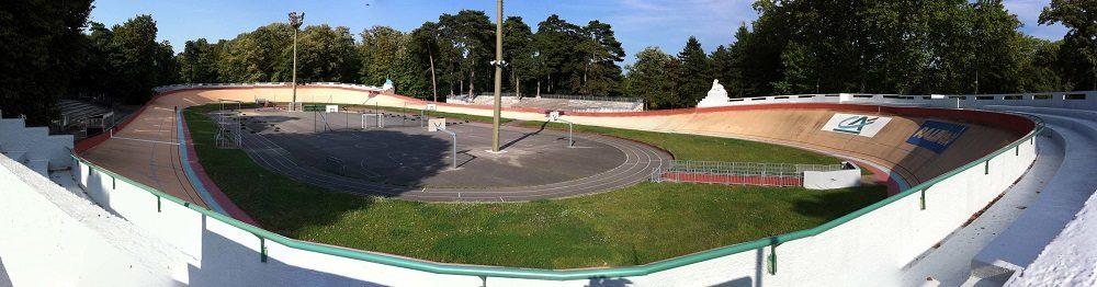 Vélodrome du parc de la Tête d'or ©DR