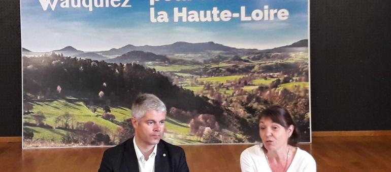 Pourquoi Laurent Wauquiez renonce à se présenter aux législatives en Haute-Loire