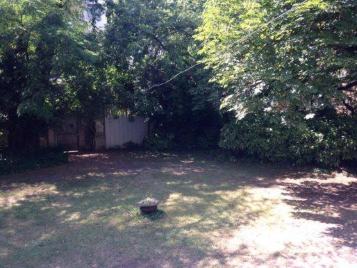 Jardin du parc de la villa Monoyer