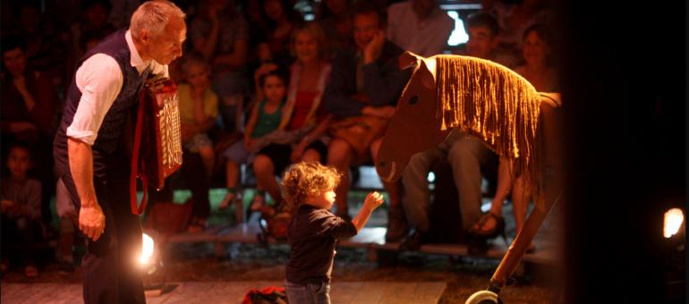 Aux Nuits de Fourvière, c'est le grand cirque