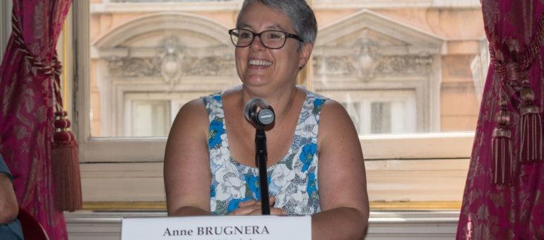 Avant de rejoindre l'Assemblée, Anne Brugnera voudrait liquider le dossier de la pollution dans les écoles