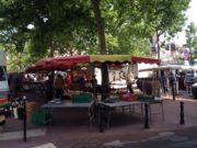 Marché Ambroise Courtois dans le 8ème arrondissement ©HH/Rue89Lyon