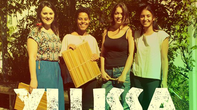 Le collectif féminin Ylissa Manoya. ©DR