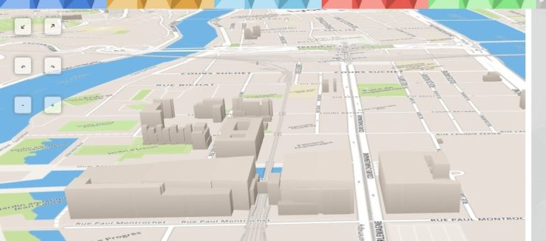 Urbanisme : regardez Lyon et la Métropole grandir en 3D