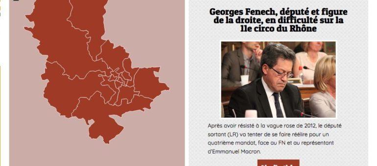 Législatives dans le Rhône : rencontrez vos candidats et décryptez les enjeux avant d'aller voter