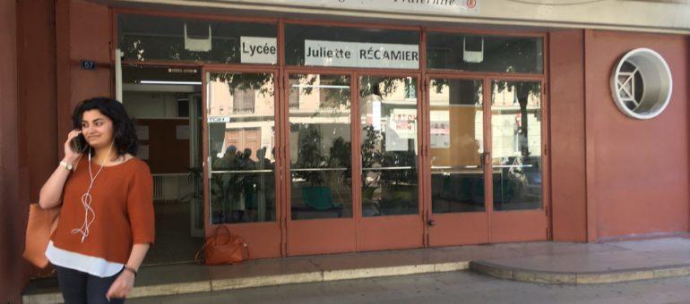 Femmes dans la presse, fake news et éthique journalistique au lycée Juliette Récamier de Lyon