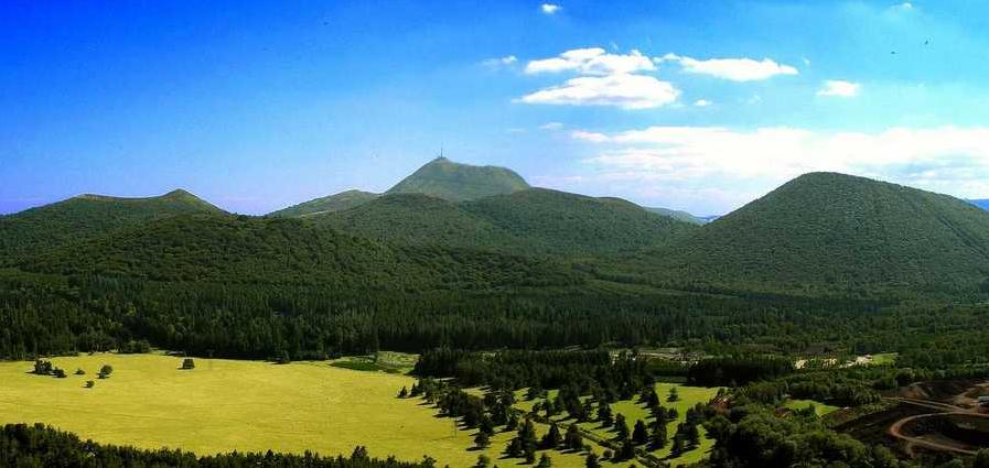 Puys d'Auvergne, Unesco.