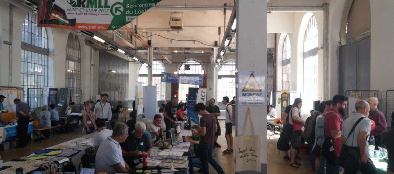 Les 13e rencontres mondiales du logiciel libre Gen ve