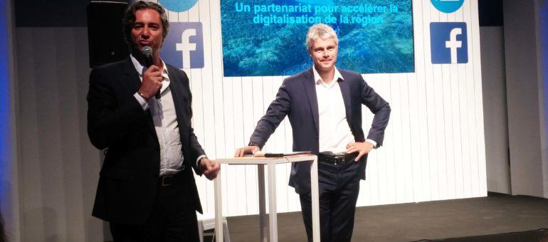 Recherche d'emploi : le projet à 340 000 euros de Laurent Wauquiez pour des onglets Facebook