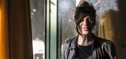 Brigitte Giraud ©Anne Bouillot