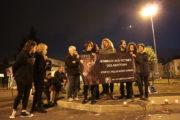 Une opération anti-abattoirs à la Talaudière. ©JP/Rue89Lyon