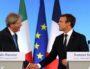 A Lyon, Emmanuel Macron se dit « pleinement engagé » sur le Lyon-Turin