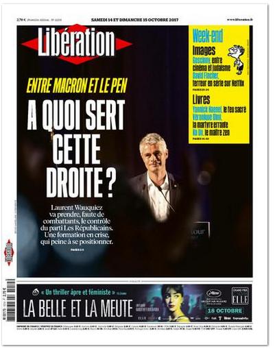 LR : Edouard Balladur soutient Laurent Wauquiez