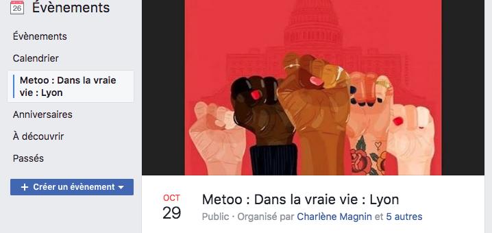 Harcèlement, culture du viol : un événement «#Meetoo» dans la vraie vie et à Lyon ce dimanche