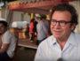 Le journaliste spécialisé dans le vin Antoine Gerbelle. Capture Youtube