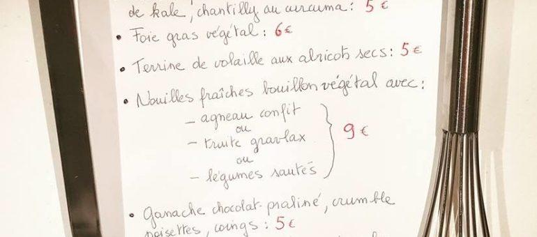 Petits plats d'automne dans un lieu confidentiel, dimanche 5 novembre à Lyon