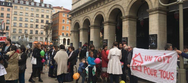 Enfants SDF à Lyon : un bras de fer commence avec la mairie