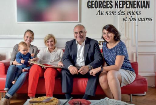 Gérard Collomb rend hommage à Marin à Lyon