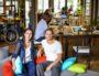 Michael Schwartz et Julie Pouliquen, les deux fondateurs de la Cordée, réseau de lieux de coworking dans Lyon et sa région. Photo DR