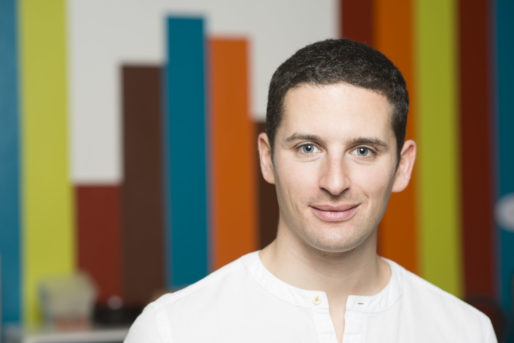 Michael Schwartz, cofondateur de la Cordée, réseau de lieux de coworking dans Lyon et sa région. Photo DR