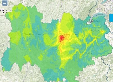 A Lyon, 2ème pic de pollution aux particules fines de l'automne