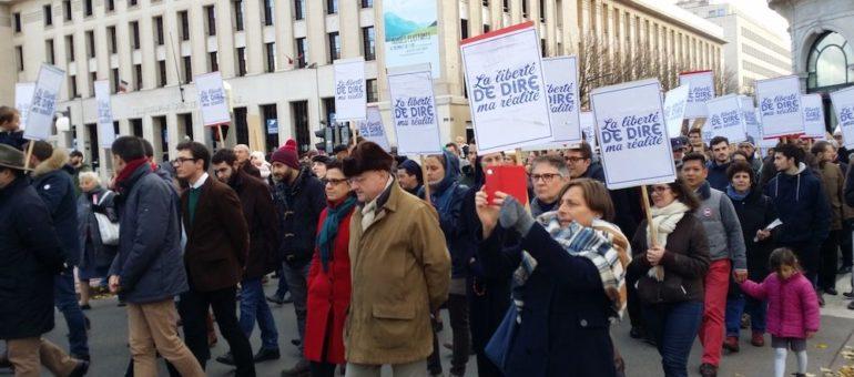 À Lyon, les anti-IVG tentent de se remobiliser