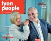 La Une du magazine Lyon People, novembre 2017.