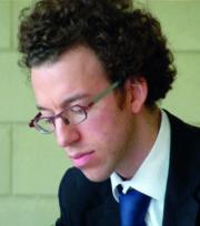 Pierre Vesperini, invité du festival La chose publique. Photo Anne Tremblay
