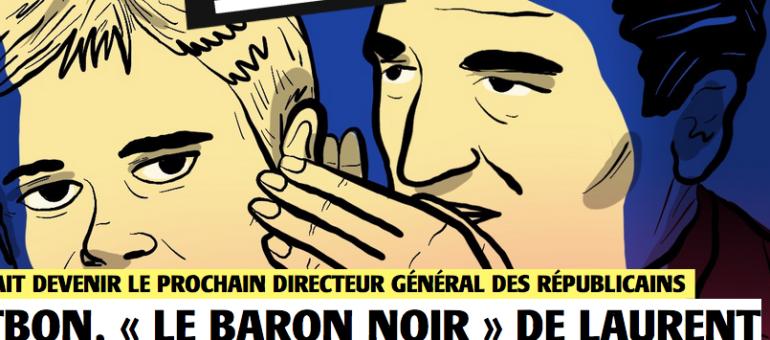 Monsieur Sitbon, l'Ange noir de Laurent Wauquiez