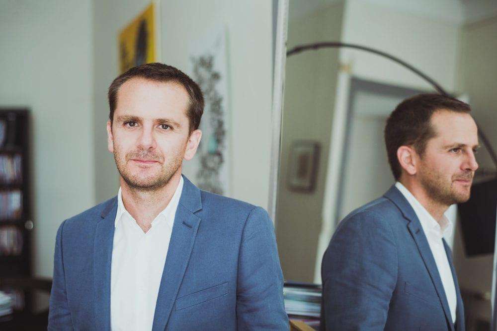 Thomas Fourrey, avocat lyonnais spécialisé dans le droit de la presse. ©DR