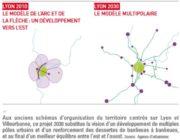 Deux modèles de développement différents pour la métropole.