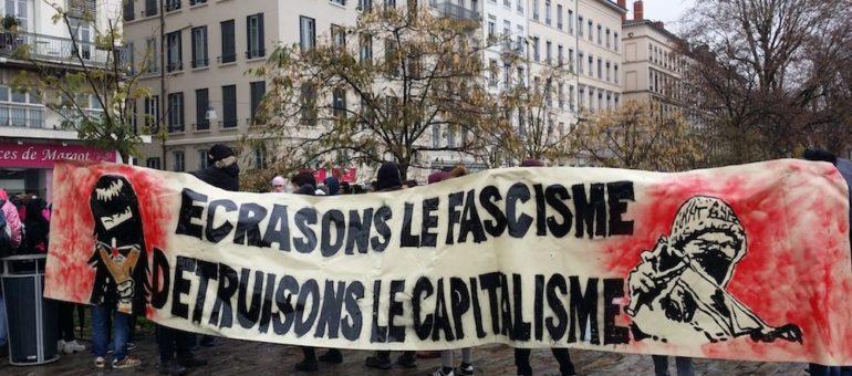 La manifestation des antifas à Lyon interdite par le préfet du Rhône