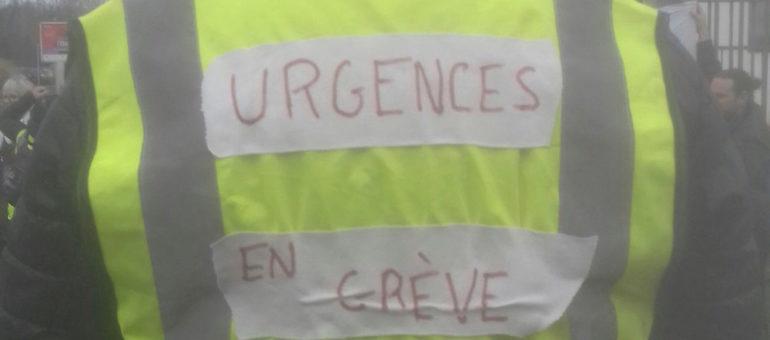 Urgences de Lyon Sud en grève:  «On n'a pas envie d'attendre qu'il y ait un mort pour qu'on parle de nous»