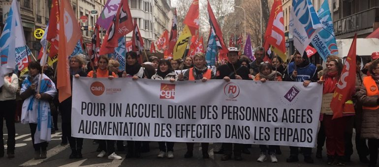 Ehpad : «Les pouvoirs publics ferment les yeux sur une maltraitance institutionnelle»