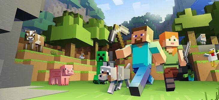 Minecraft, deuxième jeu vidéo le plus vendu au monde
