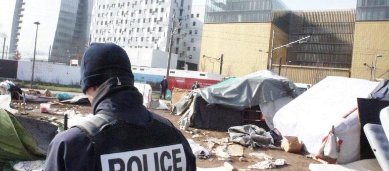 « Cobayes » et « migrants » marchent sur Lyon