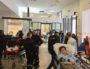 A l'intérieur des urgences du pavillon N de l'hôpital Edouard Herriot. ©DR