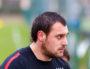 Lionel Beauxis à l'entraînement avec le Stade Toulousain en 2012/ Photo CC par Pierre Selim via Wikicommons