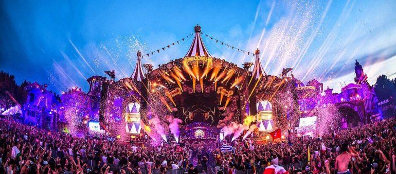 Pour Laurent Wauquiez, finalement Tomorrowland ce n'est pas de la culture c'est du tourisme