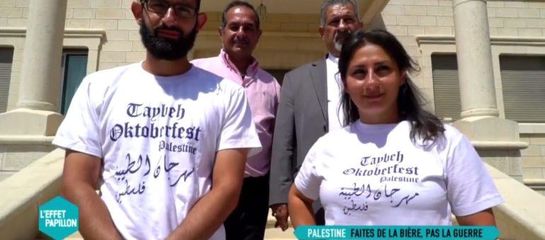 « Faites de la bière, pas la guerre » : un Oktoberfest en Palestine