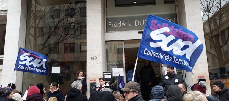 Maisons de la Métropole pour la solidarité: «On est dans un traitement à la chaîne, pas dans du travail social»