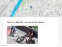La carte des spots de sports urbains à Lyon par Rue89Lyon. Capture